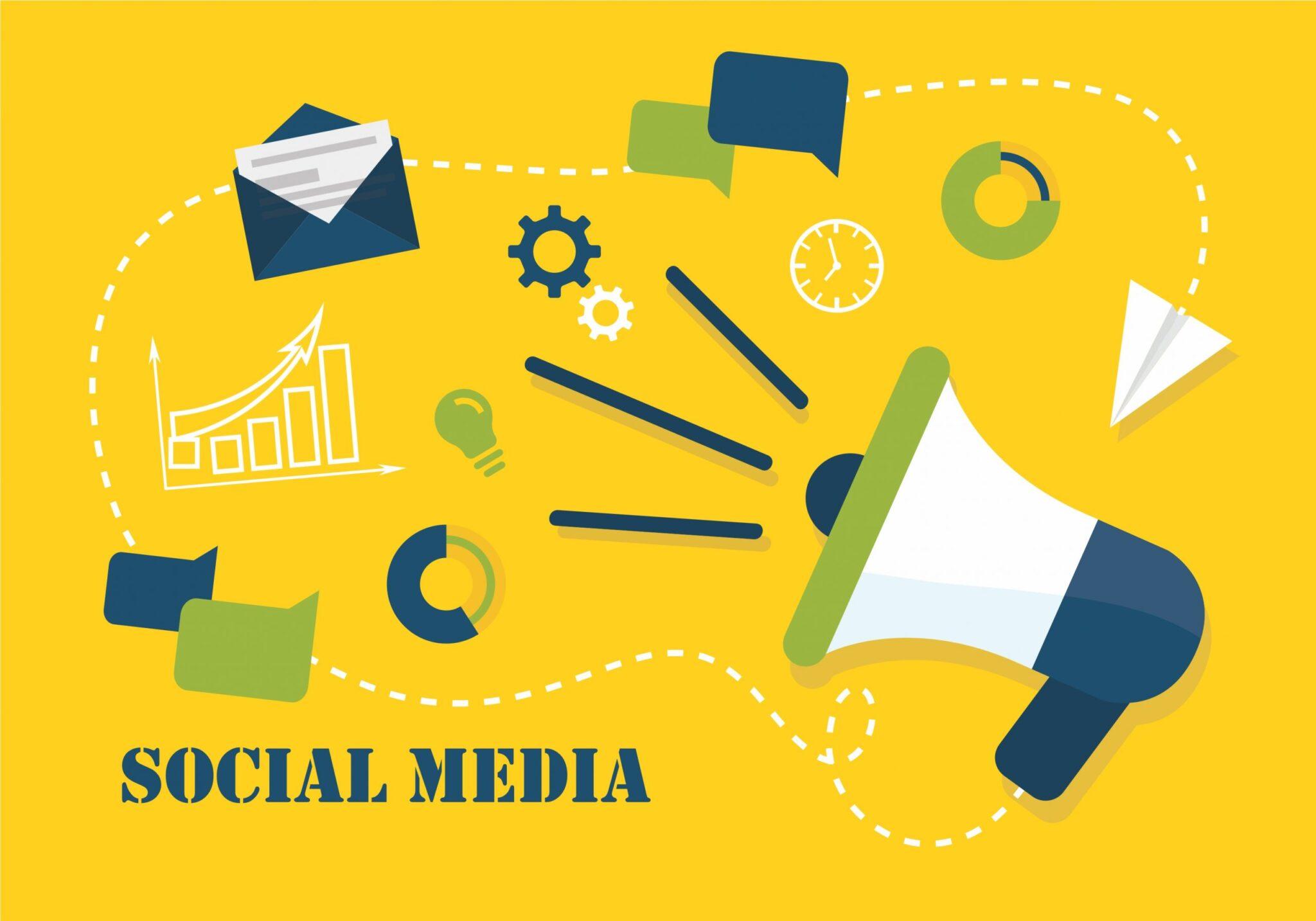 Social Media управление на маркетинка